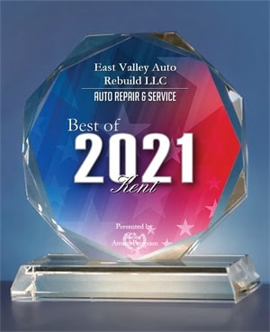 East Valley Auto Rebuild (Best of Kent Award)