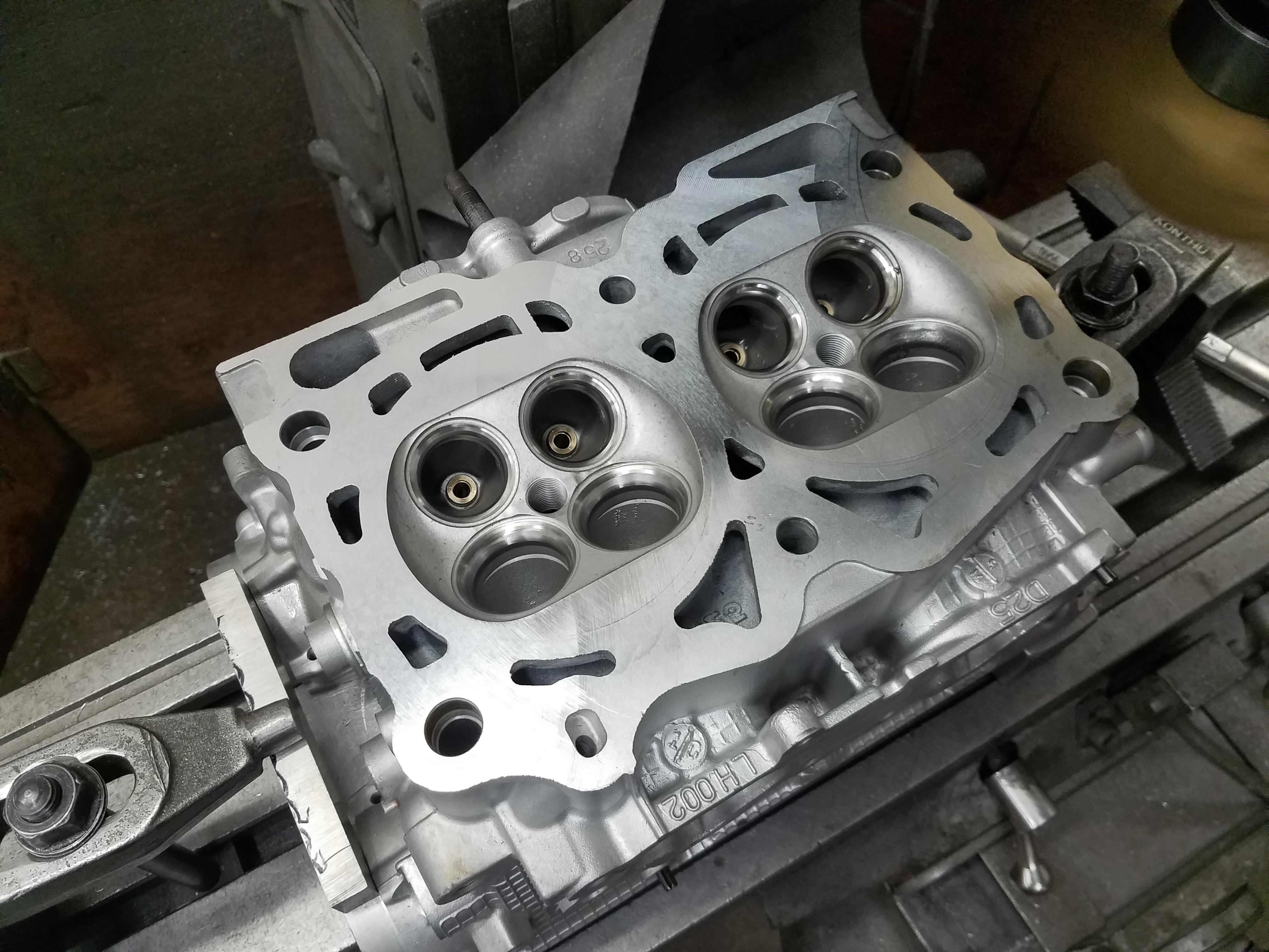 Cylinder Head East Valley Auto Rebuild